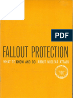 Fallout Protection - What to Know and Do About Nuclear Attack (1961)