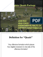 John Rice Quads Package