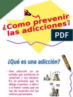 Cómo Prevenir Las Adicciones_II