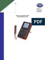 Manual Pce Ut81b