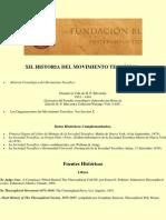 Historia Del Movimiento Teosófico