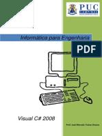 Informática Para Engenharia - PUC Campinas - Visual Basic 2008