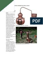Destilación de Plantas Aromáticas Paso a Paso