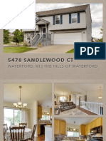 5478 Sandlewood Ct, Waterford, MI   The Hills of Waterford
