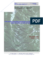 Mapeamento Geológico-Geotécnico Da Porção Leste Da Serra Do Mar Do Estado Do Paraná - Volume I - Texto 2011