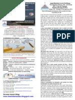 Boletim - 30 de Agosto de 2015