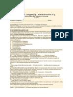 Guía de Lenguaje y Comunicación N