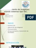 Procesamiento de Imágenes Usando Sistemas Tipo SoC