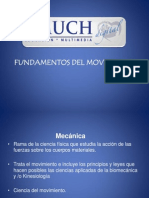 1 Fundamentos Del Movimiento