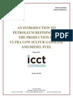 Petro Refining- ULSD