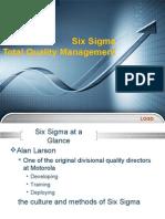 Six Sigma Analisa Proses Bisnis