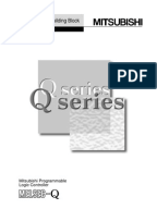 mitsubishi q series plc manual