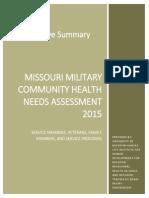needsassessment2015 exec summary