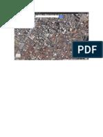 mapa CUN