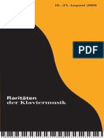 Programm 2008