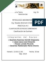 CLASIFICACION DE ROCAS CARBONATADAS