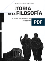 01 - Historia de La Filosofia - Mejia