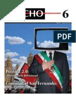 Revista Trecho 6 - Política 2.0 y Cambio Social - Febrero a Marzo de 2010