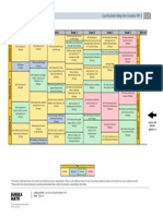 k-5 curriculum map
