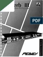 Adverb 3 User Manual