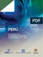 Estudio de Migraciones Peruanas