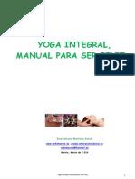 Yoga Integral Manual Para Ser Feliz
