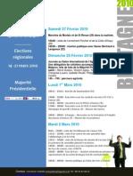 Agenda_Presse -Du 1er au 06 Mars 2010