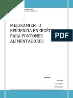 MEJORAMIENTO EFICIENCIA ENERGÉTICA PARA PONTONES ALIMENTADORES