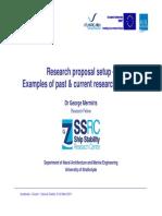 Research Proposal Setup GM_Viana