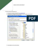 Manual de Instalacion Opencart Windows