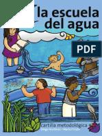 Cartilla La Escuela Del Agua