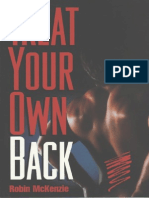 Robin McKenzie - Treat Your Own Back