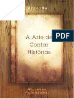 A Arte de Contar Histórias - Ana Luísa Lacombe
