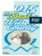 Best of Wilson County 2015