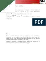 Actividades. Unidad 2 b1 Cálculo Diferencial