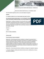 27-01-15 Ley de Premios, Estímulos y Recompensas Civiles