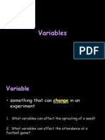 variables website
