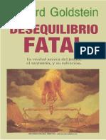 Desequilibrio Fatal
