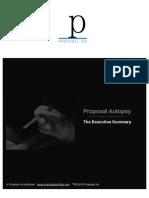 Proposal Autopsy - The Executive Summary