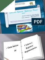 Guia Basica de Libros y Registros Reglamentarios