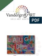 2010 Vandergriff Art Auction SlideShow