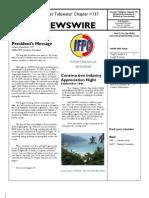 2009 08 Newswire August