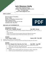 Resume 0110