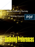 Music Industry Survey