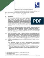 Cold Temperature Corrections Consultation Document