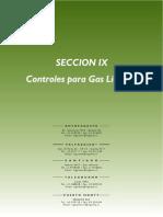 Controles Gas Licuado