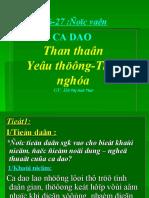 TruongVinhKy-CA Dao Than Than, Yeu Thuong Tinh Nghia