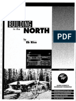 Building in the North