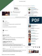 Vester Flanagan LinkedIn profile