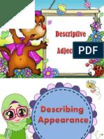 Descriptive Adjectives.ppt